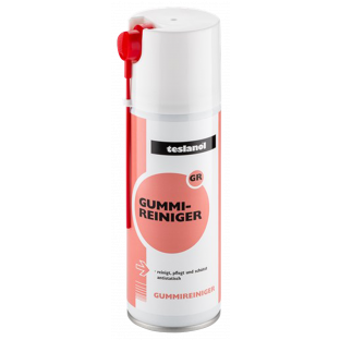 TESLANOL-Spray Gummi-Reiniger 200ml-Dose