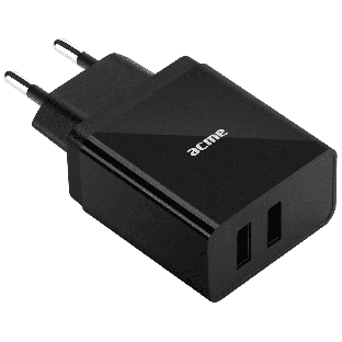 ACME CH205 wall charger 2x USB