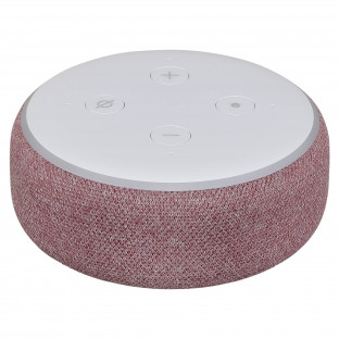Amazon Echo Dot 3 lila Intelligenter Assistant Speaker